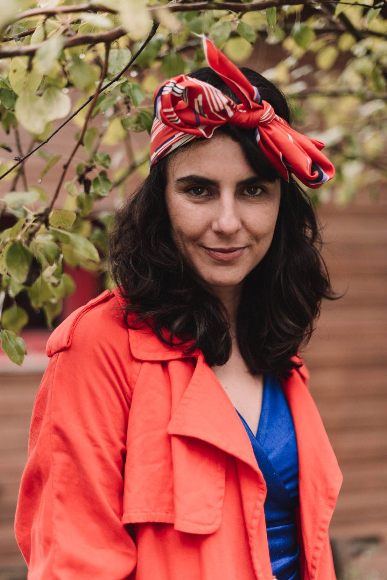 Luciana Azurduy – modelo