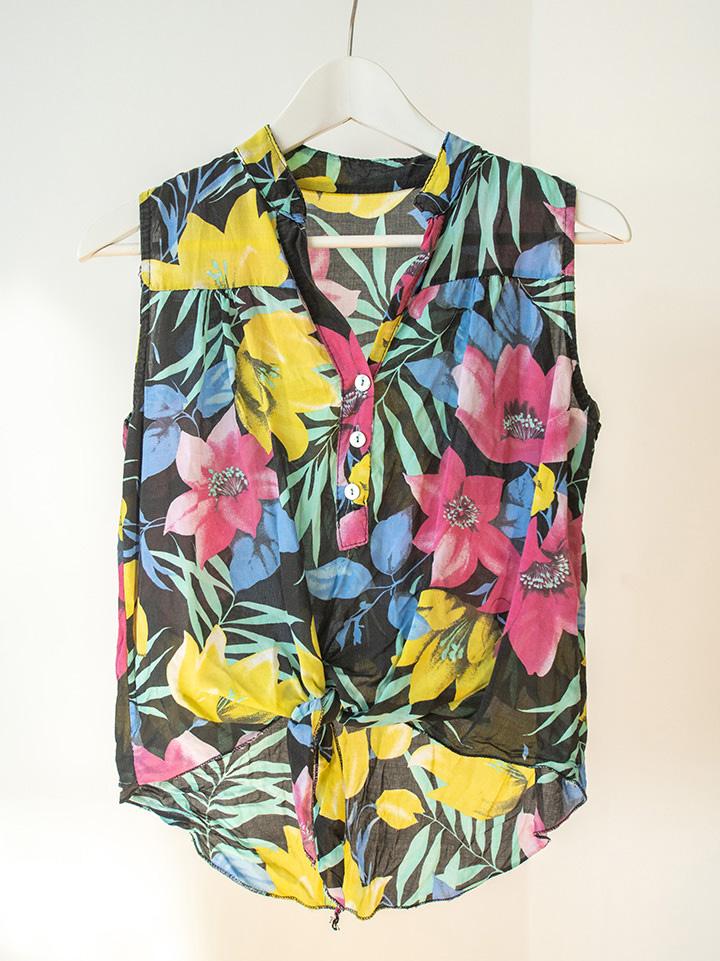 camisa tropical lazada