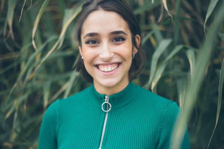Iris Martínez – modelo